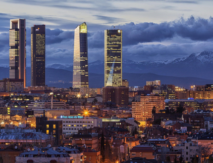 SKINSOFT SETS UP IN SPAIN