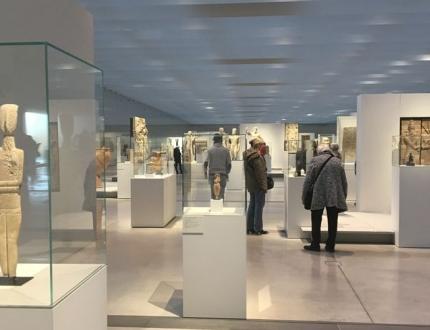International exhibitions management